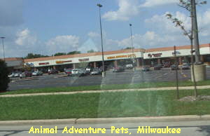 Animal Adventure Pets, Milwaukee